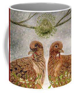 Mistletoe Magic Coffee Mug