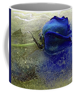 Misty Blue Coffee Mug