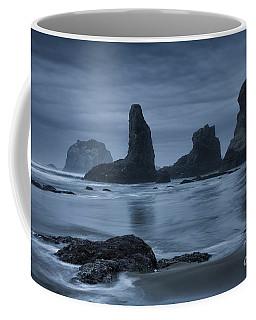 Misty Coast Coffee Mug