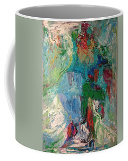 Misty Depths Coffee Mug