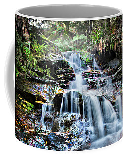 Misty Falls Coffee Mug