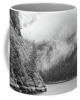 Misty Fjord Coffee Mug