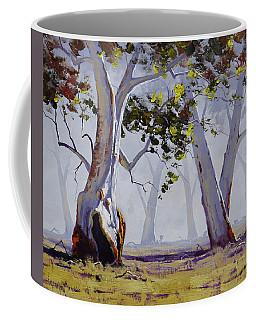 Misty Gums Coffee Mug