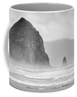 Misty Haystack Coffee Mug