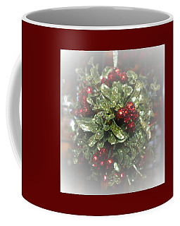 Misty Mistletoe Coffee Mug by Ellen O'Reilly