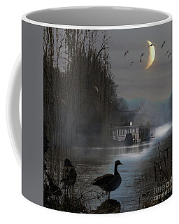 Misty Moonlight Coffee Mug