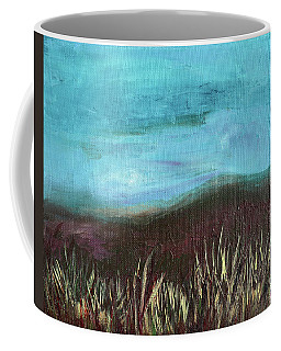 Misty Moors Coffee Mug by Donna Blackhall