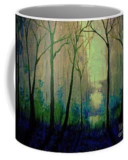 Coffee Mug featuring the painting Misty Morning 2 by Reed Novotny