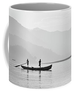 Misty Morning 3 Coffee Mug