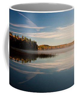 Misty Morning Coffee Mug by Brent L Ander