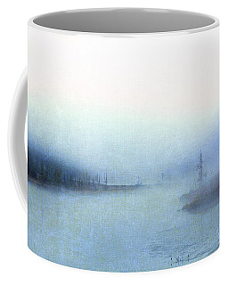 Misty Morning Coffee Mug by Catherine Alfidi