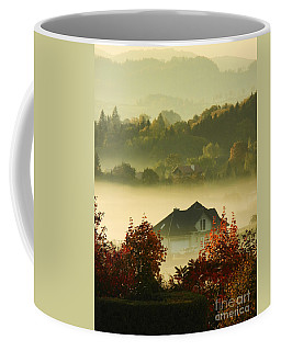 Misty Morning			 Coffee Mug by Mariola Bitner