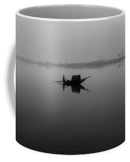 Misty Morning On The Lower Ganges Coffee Mug