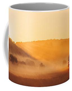Misty Rays Coffee Mug