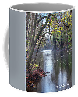 Misty River Coffee Mug