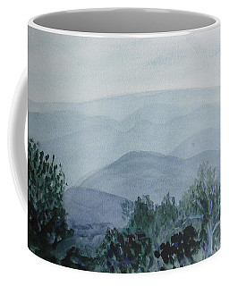 Misty Shenandoah Coffee Mug