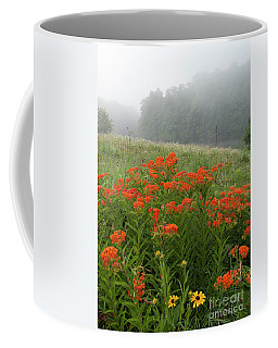 Misty Summer Morning - D010124 Coffee Mug
