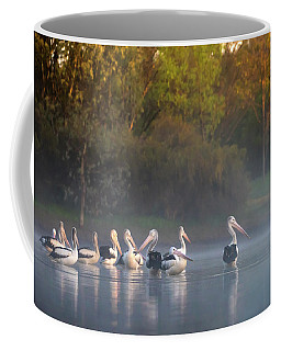 Misty Sunrise Coffee Mug