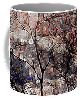 Misty Sunrise On Whidbey Island Coffee Mug