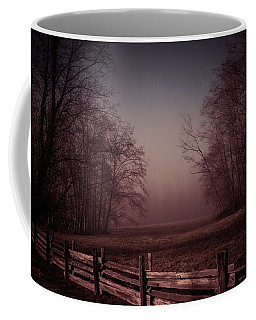 Misty Walk Coffee Mug