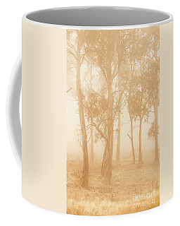 Misty Woods Coffee Mug