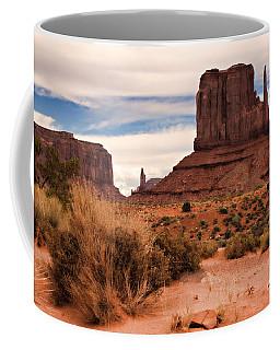 Mitten View Coffee Mug
