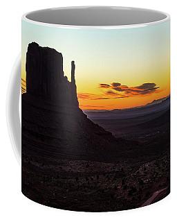 Mittens Sunrise Coffee Mug
