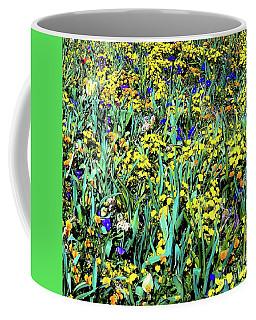 Mixed Flower Garden 515 Coffee Mug