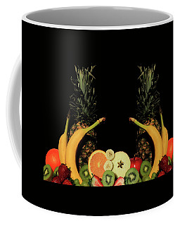 Coffee Mug featuring the photograph Mixed Fruits by Shane Bechler