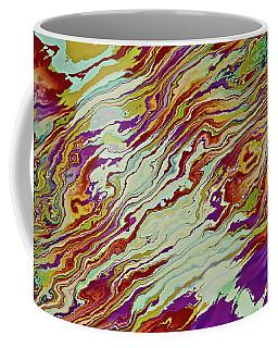 Mixed Coffee Mug by Matt Lindley