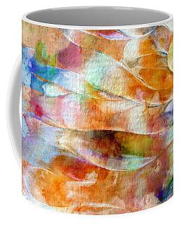 Mixed Media Abstract  B31015 Coffee Mug