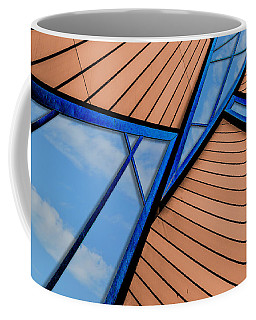 Coffee Mug featuring the photograph Mixed Perspective by Paul Wear