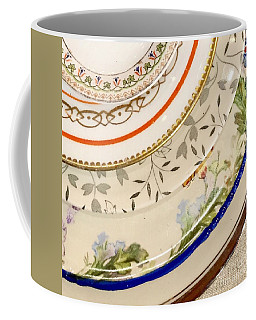 Mixed Plates Coffee Mug
