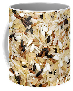 Mixed Rice Coffee Mug