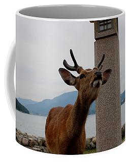 Miyajima Deer Coffee Mug