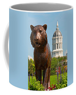Mizzou Coffee Mug by Steve Stuller