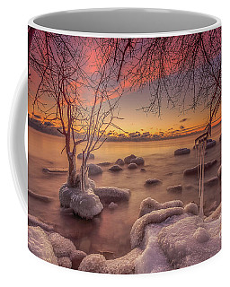 Mke Freeze Coffee Mug