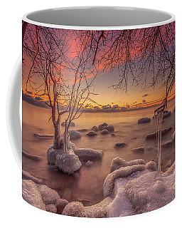 Mke Freeze Coffee Mug