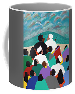 Mlk Called To Serve Coffee Mug