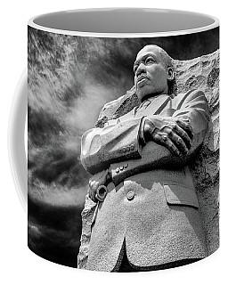 Mlk Memorial Coffee Mug by Paul Seymour