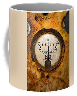 Mm Amperes Gauge Coffee Mug