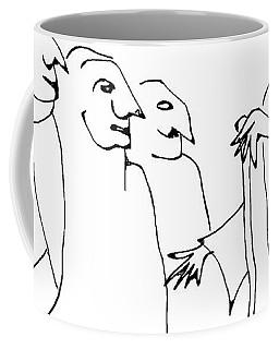 Mme. Oublier Souviens Pas Coffee Mug