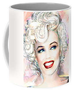 Mmother Of Pearl P Coffee Mug