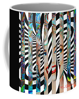Mmother Of Pearl Sis 3 Coffee Mug