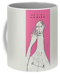 Mmxvii Humans No 3  Coffee Mug