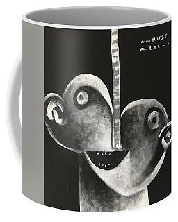 Mmxvii Masks For Despair No 2  Coffee Mug