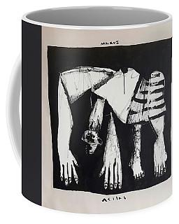 Mmxvii Obedience No 1  Coffee Mug