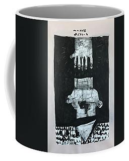 Mmxvii Paranoia No 1  Coffee Mug