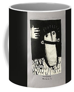 Mmxvii Paranoia No 3  Coffee Mug