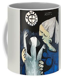 Mmxvii The Ascension No 3  Coffee Mug